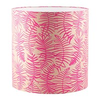 Clarissa Hulse Feather Fern Lamp Shade Pebble Neon Multi