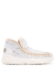 Mou Sequined Eskimo Sneakers 60