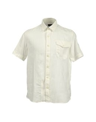Napapijri Short Sleeve Shirts Ivory