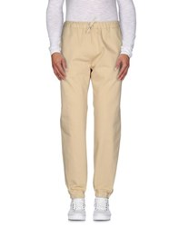 Soulland Trousers Casual Trousers Men Beige