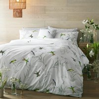 Ted Baker Fortune Duvet Cover Mint Green White