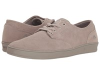 Emerica The Romero Laced Cement Skate Shoes Beige