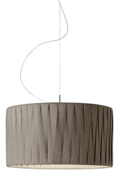 Estiluz Twili Pendant Light T 3345X 79 Medium Base Cfl 26 Black