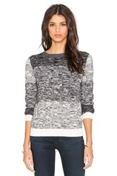 Shae Laney Pullover Black And White