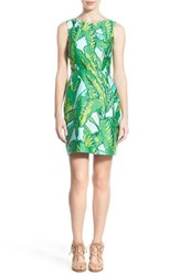 Women's Vineyard Vines Banana Leaf Print Sheath Dress