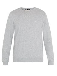 The Upside Redford Cotton Sweatshirt Grey