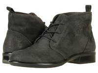 Naot Footwear Levanto Brushed Oily Midnight Suede Women's Boots Black