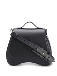 Simone Rocha Curved Edge Tote Bag Black