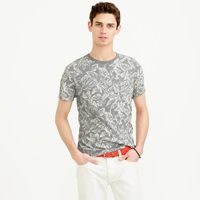 J.Crew Pocket Tee In Hawaiian Floral