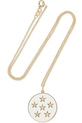 Andrea Fohrman New Full Moon 18 Karat Gold