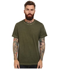 Diesel T Nast T Shirt Olive Green Men's T Shirt Multi