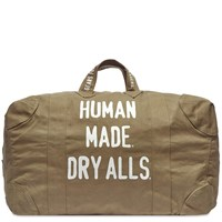 Human Made Officers Duffle Bag Green
