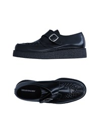 Underground Loafers Black