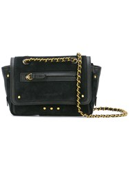 Jerome Dreyfuss Benji Crossbody Bag Black