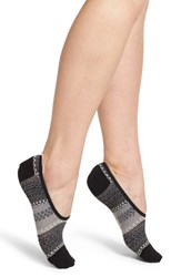 Smartwool Beyond The Hive Hide And Seek No Show Socks Black