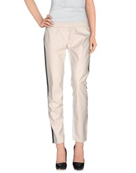 8Pm Trousers Casual Trousers Women White
