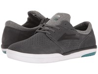 Lakai Fremont Charcoal Suede Men's Skate Shoes Gray