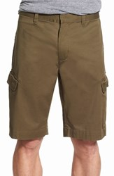 Men's Victorinox Swiss Army 'Baumer' Cargo Shorts Spartan Green