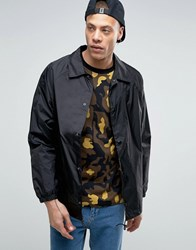 Weekday Bob Coach Jacket 09 090 Black