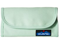 Kavu Big Spender Seafoam Wallet Handbags Green