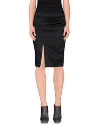 Ice Iceberg Skirts Knee Length Skirts Women