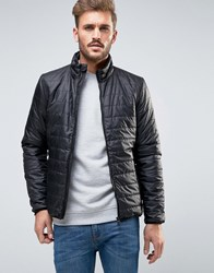 Only And Sons Lightweight Quilted Jacket Black
