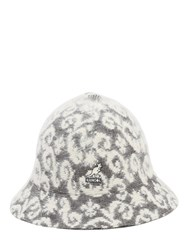 Kangol Baroque Tapestry Casual Hat White