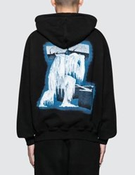 Off White Ice Man Over Hoodie