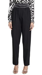 Torn By Ronny Kobo Alexandra Pants Black