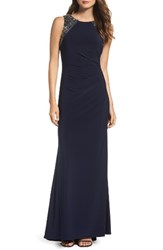 Vince Camuto Women's Beaded Gown