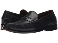 Cole Haan Pinch Gotham Penny Loafer Black Men's Slip On Dress Shoes