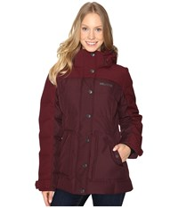 Marmot Southgate Jacket Port Royal Women's Coat Brown