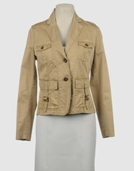 Diana Gallesi Jackets Beige