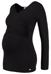 Bellybutton Laila Long Sleeved Top Black