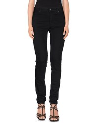 Cheap Monday Denim Denim Trousers Women Black