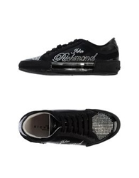 John Richmond Low Tops And Trainers Black