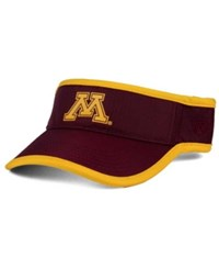 Top Of The World Minnesota Golden Gophers Baked Visor Maroon