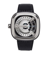 Sevenfriday M1 01 Automatic Watch Unisex Silver