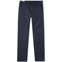 Nudie Jeans Slim Adam Chino Blue