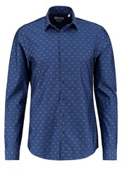 Ck Calvin Klein Bari Slim Fit Shirt Blue