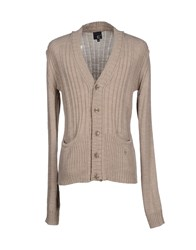 Just Cavalli Knitwear Cardigans Men Beige