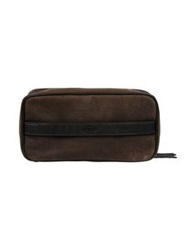 Fossil Beauty Cases Dark Brown