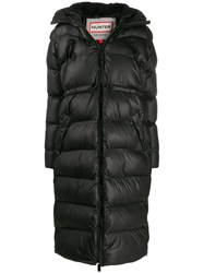 Hunter Hooded Quilted Coat 60