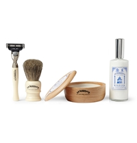 D R Harris Windsor Kit White