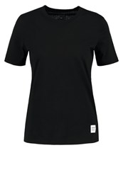 Converse Essentials Basic Tshirt Black