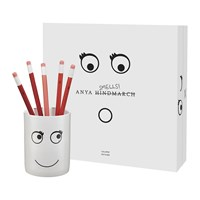 Anya Hindmarch Smells Lollipop Diffuser Blackcurrant Leaves And Rose