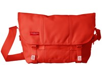 Timbuk2 Classic Messenger Extra Small Flame Messenger Bags Orange