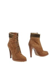 Alberto Guardiani Footwear Ankle Boots Women