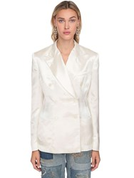 Ralph Lauren Double Breasted Jacket White