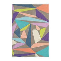 Brink And Campman Xian Triangle Rug 77608 70X140cm